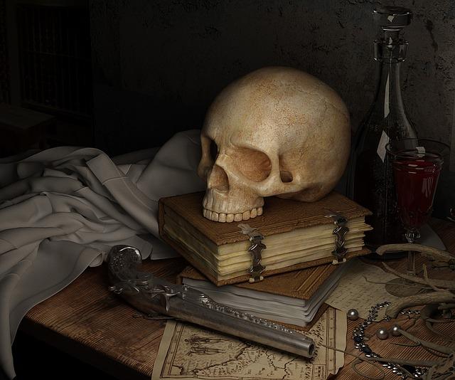 skull-