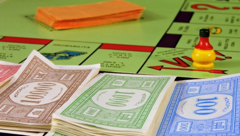 Monopoly bankruptcy